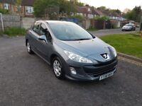 2009 Peugeot 308 1.6 VTi S 5dr Petrol Manual @07445775115 1 Owner+2 Keys+Warranty+Clean
