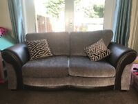 Excellent condition sofa bed !!!!! Less the 18 months old ! Never been sleep on