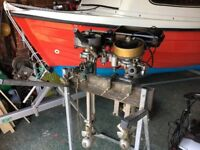 2 seagull engines in working order