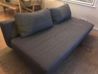 Sofa (fold out couch) - Muji
