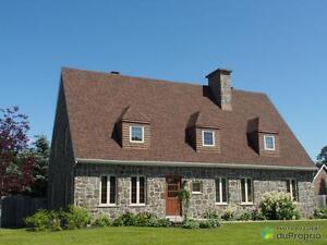 373 000$ - Maison à un étage et demi à Jonquière (Arvida)