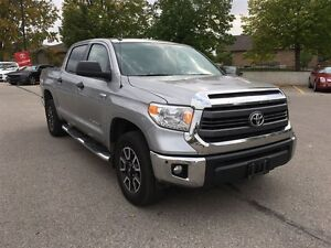 2015 Toyota Tundra 4x4 CrewMax SR5 5.7 6A London Ontario image 8