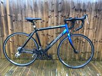 Carrera virtuoso road bike will post