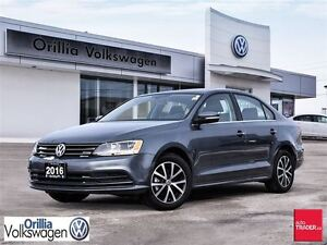2016 Volkswagen Jetta BLUETOOTH, SUNROOF, HEATED SEATS