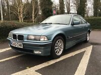 1995 BMW E36 328i Coupe Morea Metallic Lovely Condition Might Swap P/X E46 330 Touring