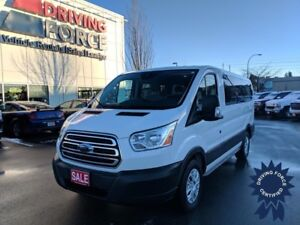 "2015 Ford Transit Wagon T-150 130"" Low Roof XLT, Seats 8"