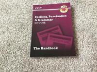 CGP Spelling, Punctuation & Grammar for GCSE