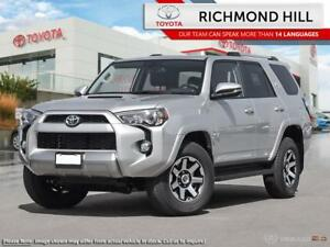 2018 Toyota 4Runner TRD Off Road  - Navigation - $183.47 /Wk