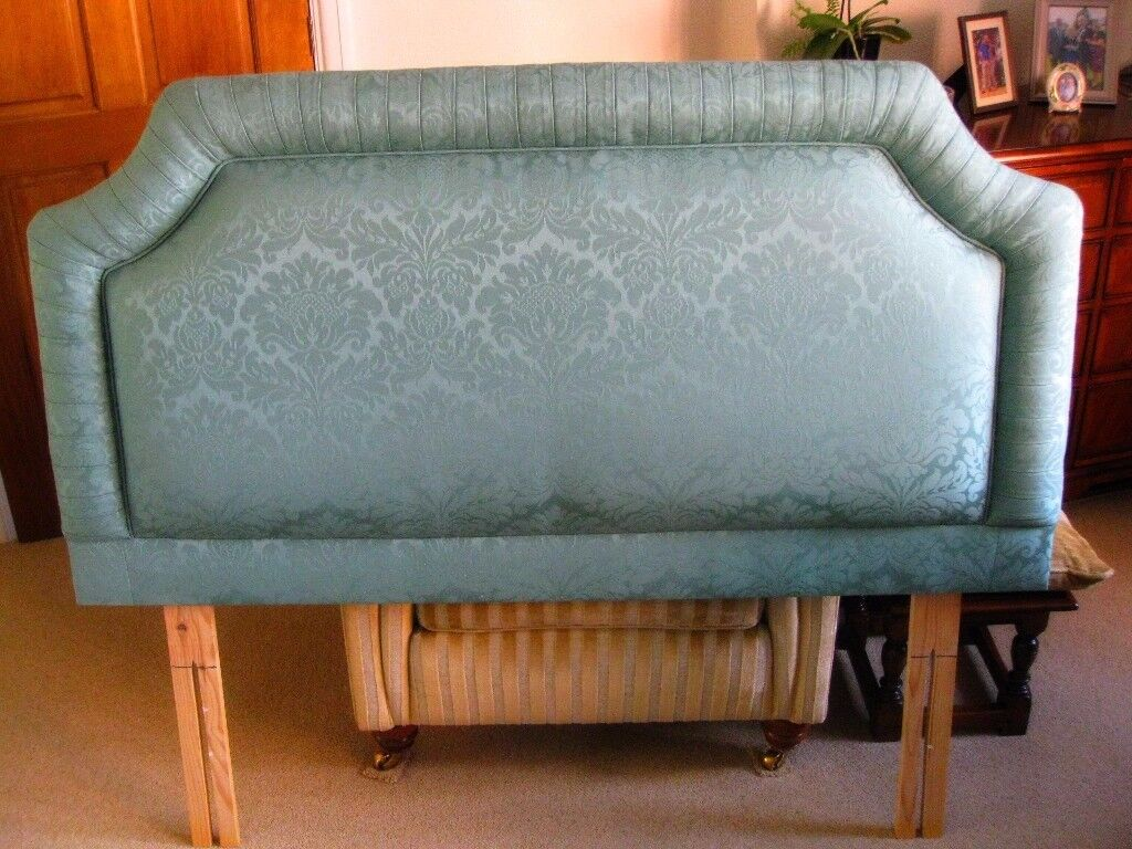 Double Bed Upholstered Headboard
