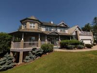 Stunning Executive Acreage Home