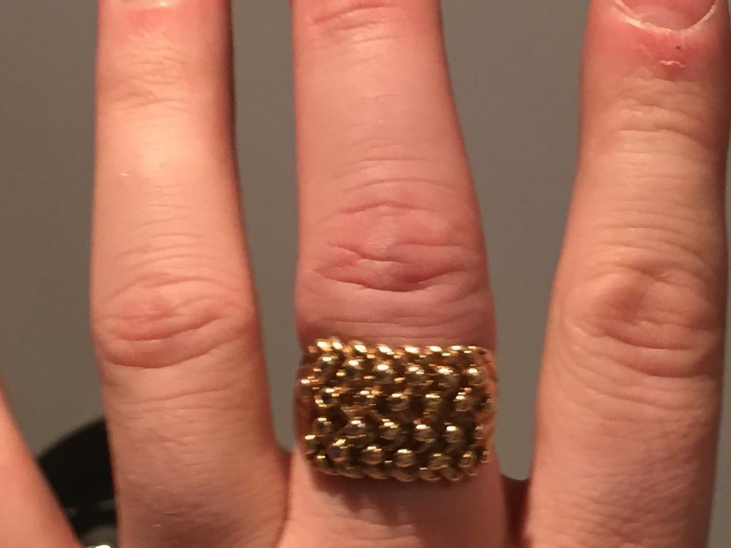 Ring Keeper Pendant