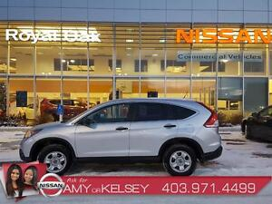 2014 Honda CR-V LX ** BLOW OUT!!  WINTER TIRES, HEATED SEATS **