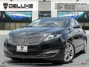 2013 Lincoln MKZ LUXURY AWD NAVIGATION $154.59 BI WEEKLY