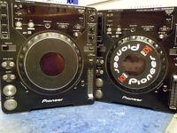 Pioneer CDJ 100MK3 Decks - 6 MONTH GUARANTEE!