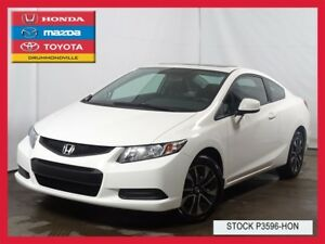 2013 Honda Civic EX+GARANTIE+TOIT+MAG+SUPER LOOK+