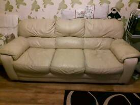 3 seater sofa, 2 seater sofa and 1 seater recliner