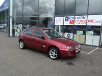 2005 54 ROVER 25 1.4 I 16V 5d 84 BHP MOT FEB 2017 **** GUARANTEED FINANCE ****