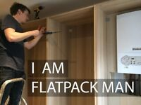 I AM FLATPACK MAN - Liverpool & North West / Flat pack furniture assembly / Can collect from IKEA
