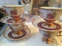Bavarian Tea Set Victorian BARGAIN