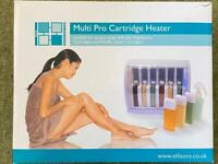Multi Pro Cartridge Wax Heater (includes wax and replacement heads)