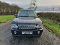 Land Rover, RANGE ROVER, Estate, 2008, Other, 3630 (cc), 5 doors