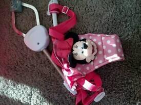 Baby swinger