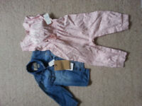 Girls Clothes Bundle (1 to 2 Yrs) - Brand New With Tags