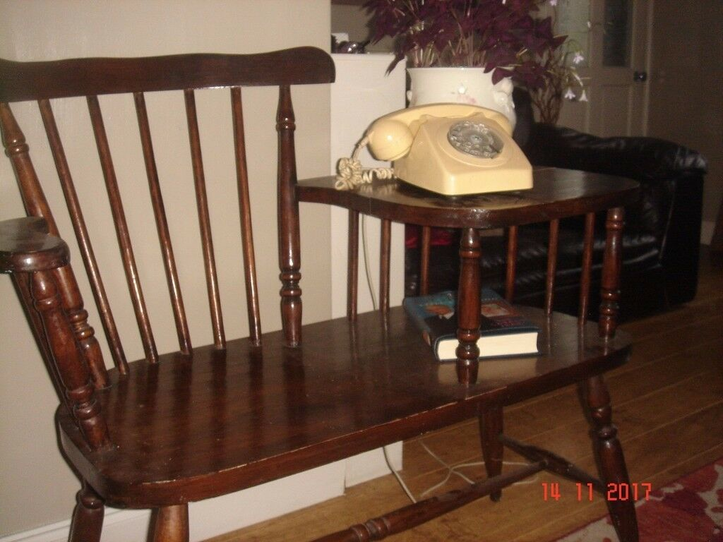 telephone table