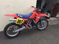 Cr500 1987 classic two stroke