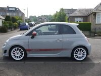 Low mileage 2011 Abarth 500 Esseesse 1.4 Turbo in superb condition throughout. Long MOT & FSH