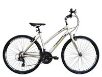 New Alloy Hybrid Cycle, Might take your old bike in part exchange