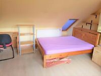 INCLUSIVE OF ALL BILLS - STUDIO WITH EN-SUITE AVAILABLE IN SOUTHGATE N14 - SORRY NO DSS