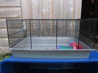 Basic Hamster Cage