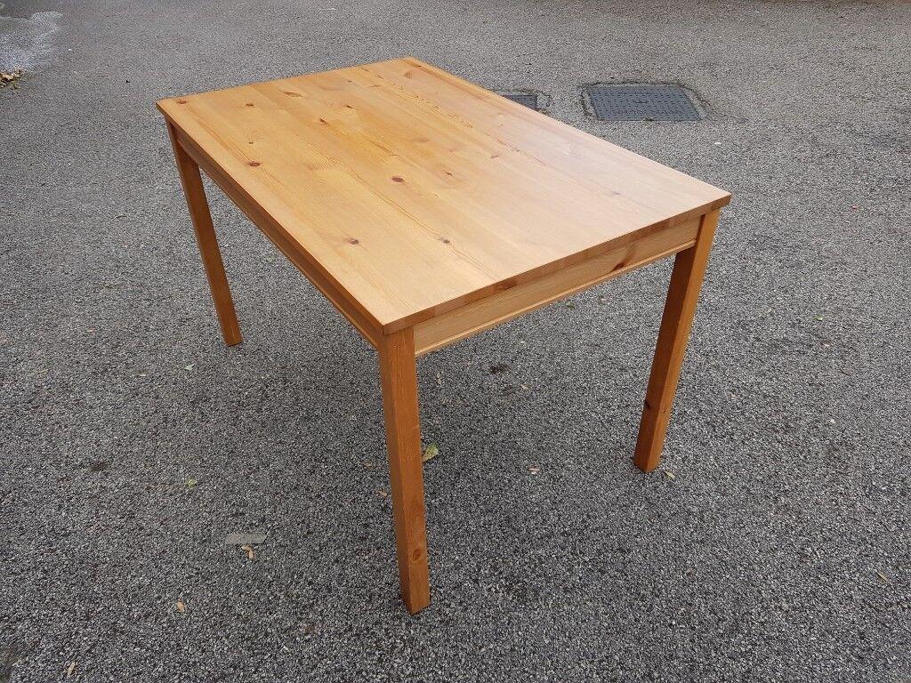 Ikea Pine Dining Table Summervilleaugusta Org