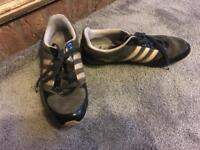 Adidas ladies trainers size 6 used good condition £5