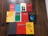 Maths degree books