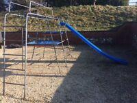 kids climbing frame free to good home