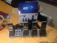 BT6500 Nuisance Call Blocker Quad