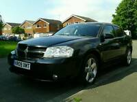 Dodge Avenger sxt 2.0 diesel Rare car 2009 78k miles. High Spec