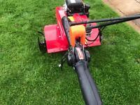 Honda GC160 garden petrol FG315 never used as new rotavator