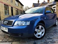 Audi A4 Avant 1.9 TDI SE 5dr p/x welcome ***1 YEAR AA COVER*** 2002 (02 reg), Estate