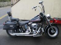 Harley Davidson Fatboy 1450, Fat boy cruiser
