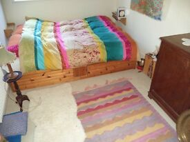 Cosy room, modern trce, house share