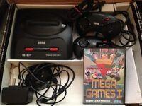 Retro games console for sale