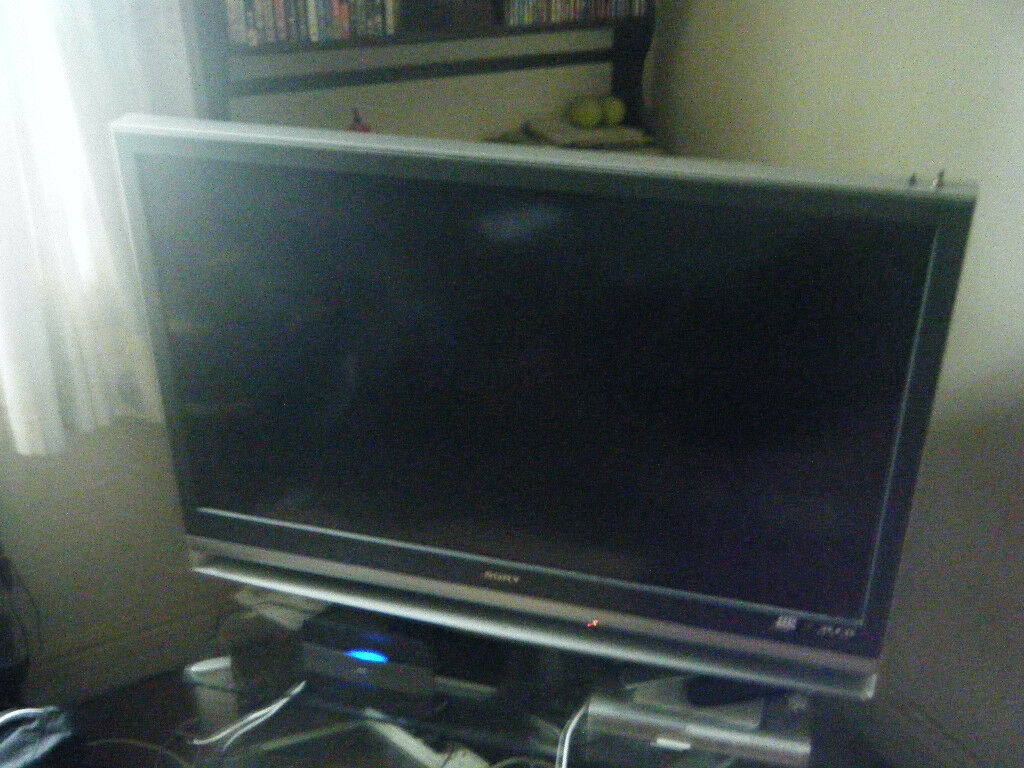 Sony Bravia Kdf E50a12u Lcd Projection Tv And Dvd Home