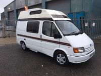 Autosleeper Flair camper motorhome based on Ford Transit - baby Duetto