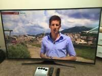 "Samsung UHD curved 4K TV 65"""