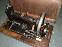 VINTAGE SEWING MACHINES (selection of)