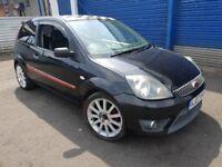 Ford Fiesta s 2007! Half Leather! £30 Tax! Low miles! NEW MOT! Diesel! Aux & Usb Port! Serviced!