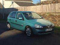 Vauxhall Corsa 1.2 Elegance 5 Door - Lady Owner - FULL History